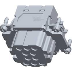 Súprava konektorovej zásuvky TE Connectivity 1102919-1, počet kontaktov 10, 1 ks