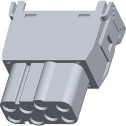 Súprava konektorovej zásuvky TE Connectivity 1103141-1, počet kontaktov 8, 1 ks
