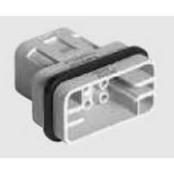 Vložka pinového konektora TE Connectivity 1103070-1, 8 + PE, krimpované , 1 ks