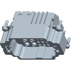Súprava konektorovej zásuvky TE Connectivity 1103089-1, počet kontaktov 8, 24, 1 ks