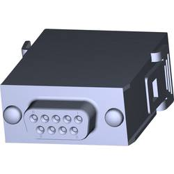 Vložka pinového konektoru TE Connectivity 1103159-1, počet kontaktů 9, 1 ks