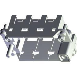 HVS Fixierrahmen HVS-GR.U-4/B.1-3 TE Connectivity Množství: 1 ks