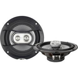 3cestný triaxiální vestavný reproduktor Caliber Audio Technology CDS16G, 120 W