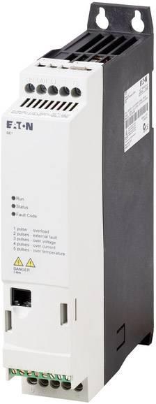 Regulátor otáček pro AC motory Eaton DE1-124D3FN-N20N 174330, 4.3 A, 230 V/AC