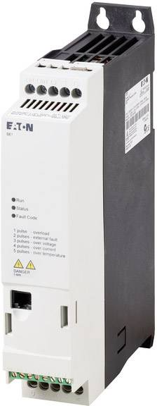 Regulátor otáček pro AC motory Eaton DE1-341D3FN-N20N 174333, 1.3 A, 400 V/AC