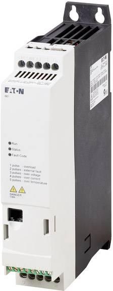Regulátor otáček pro AC motory Eaton DE1-342D1FN-N20N 174334, 2.1 A, 400 V/AC