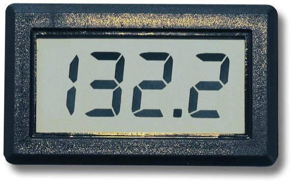 Digitálne vstavané panelové meradlo Beckmann & Egle EX2076, 0 - 1.999 A
