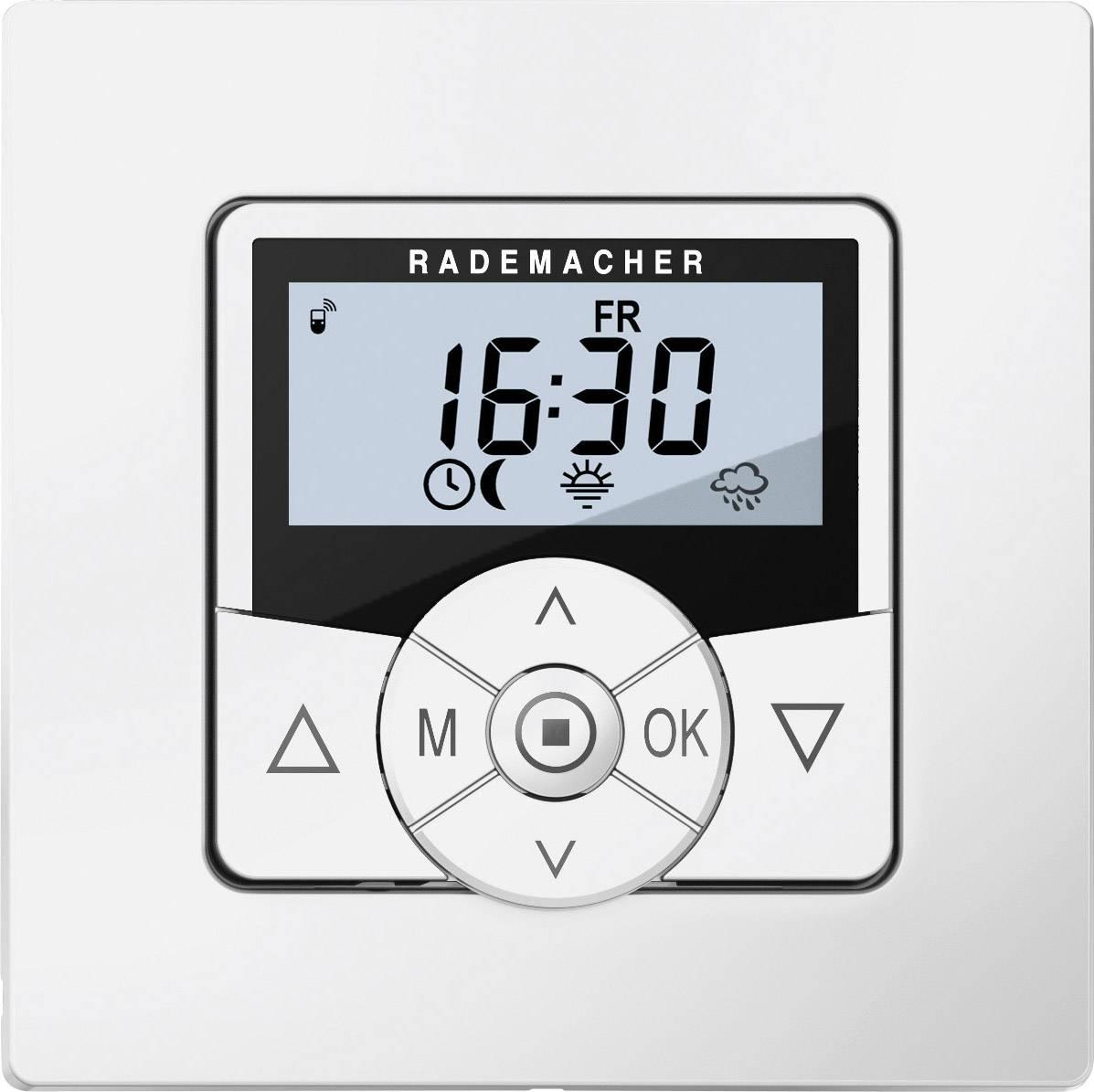 Bezdrôtový vypínač pod omietku WR Rademacher Rademacher DuoFern Troll Comfort 5665-UW 36500572