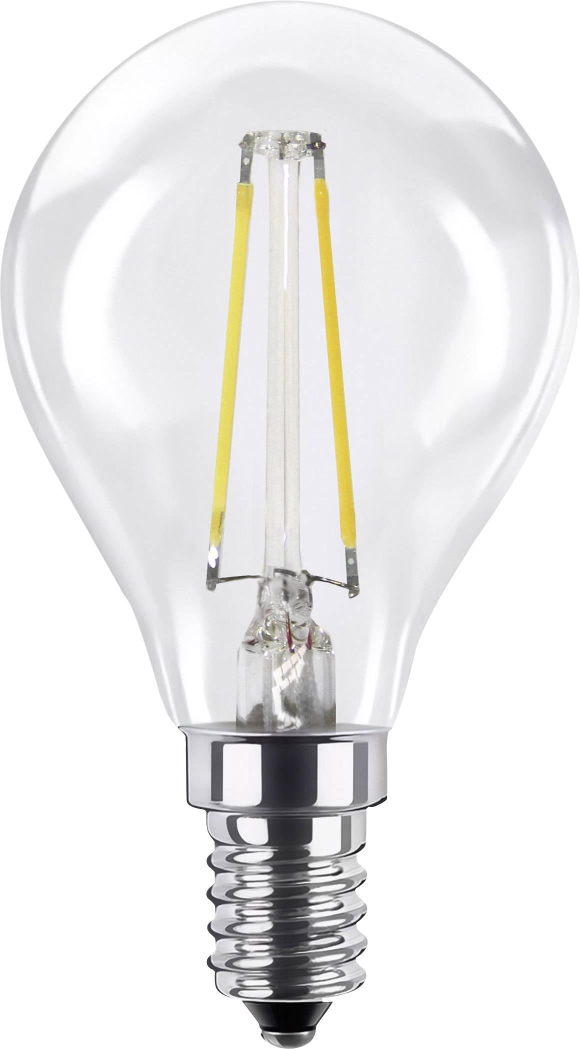 LED žiarovka Segula 60377 teplá biela, A++, 1 ks