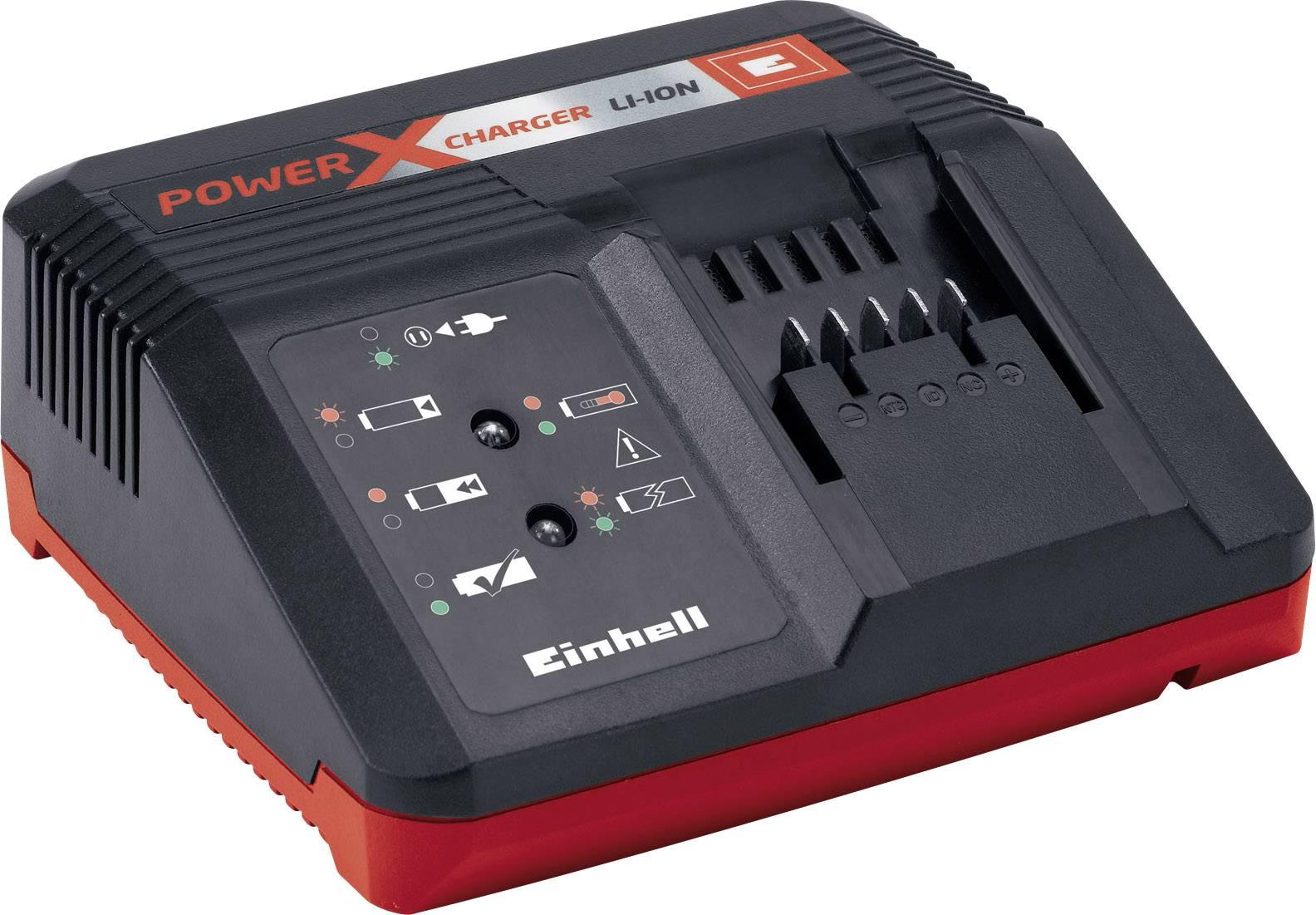 Nabíječka pro akupacky Einhell Power X Change, 4512011