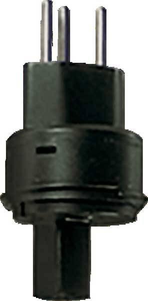 Adaptér na meranie PRO-CH (švajčiarska zástrčka) pre skúšačku Gossen Metrawatt SECUTEST 0701 / 0702SI, kalibrovaný