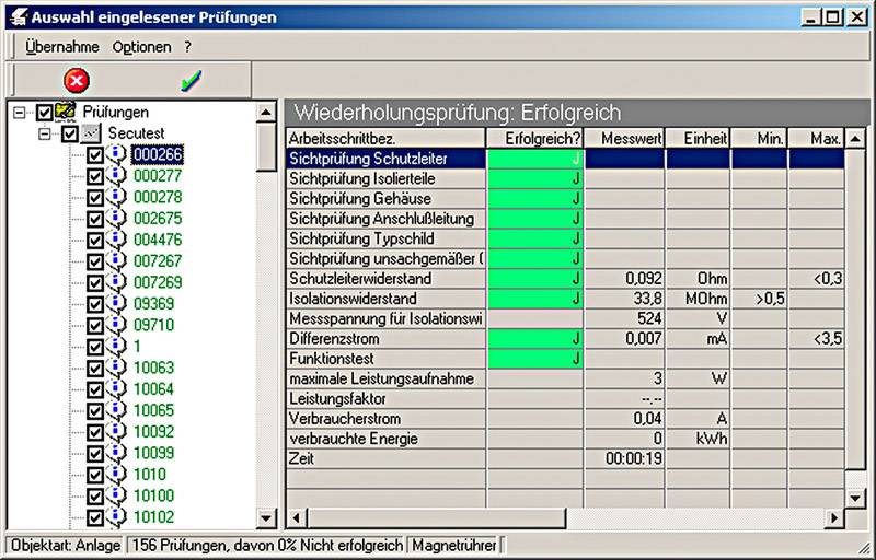 Softwarový modul Z531D Gossen Metrawatt PS 3 Mandant
