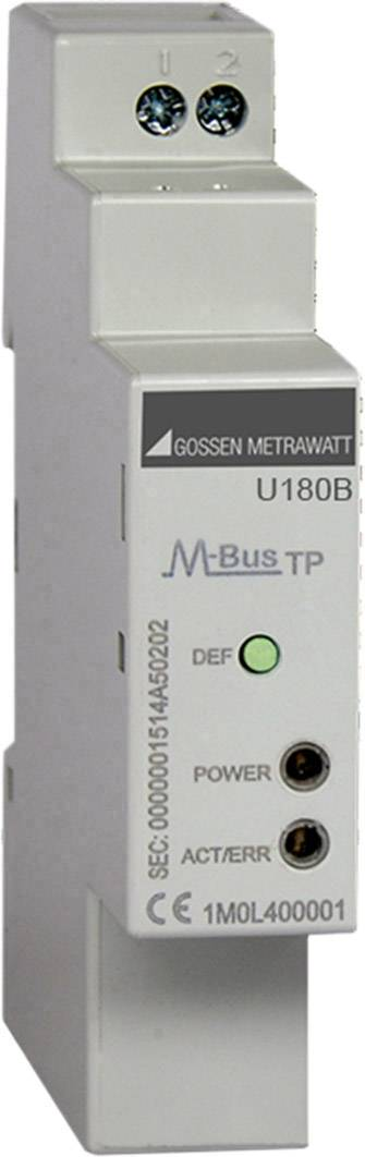 Rozhraní M-Bus pro elektroměry U181x - U189x Gossen Metrawatt U180B