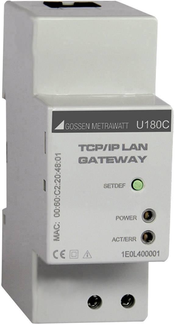 Rozhraní Ethernet pro elektroměry U181x - U189x Gossen Metrawatt U180C