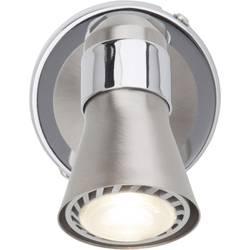 Nástěnný reflektor GU10 5 W halogenová žárovka Brilliant Sanny G15410/77 chrom