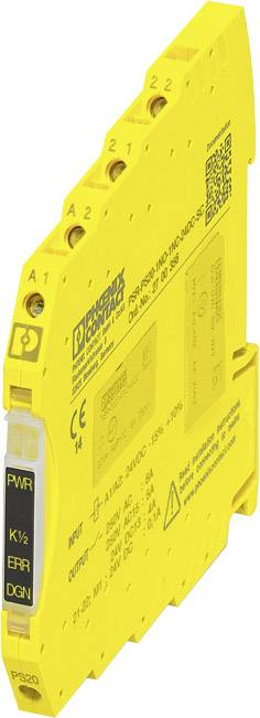 Relé na DIN lištu Phoenix contact PSR-PS20-1NO-1NC-24DC-SC