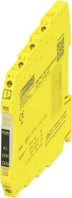 Relé na DIN lištu Phoenix contact PSR-PS21-1NO-1NC-24DC-SC