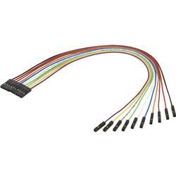 Farebné prepojovacie káble pre mini počítač Raspberry Pi, 10 ks, 25 cm