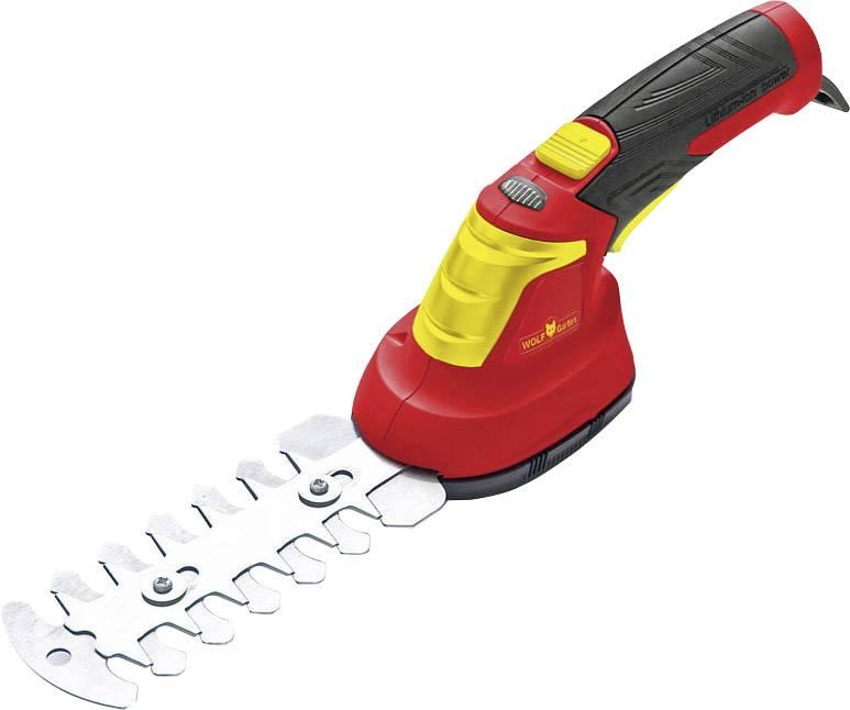 Akumulátorové nůžky na keře Wolf Garten FINESSE 30 B + Li-Ion akumulátor 3,7 V