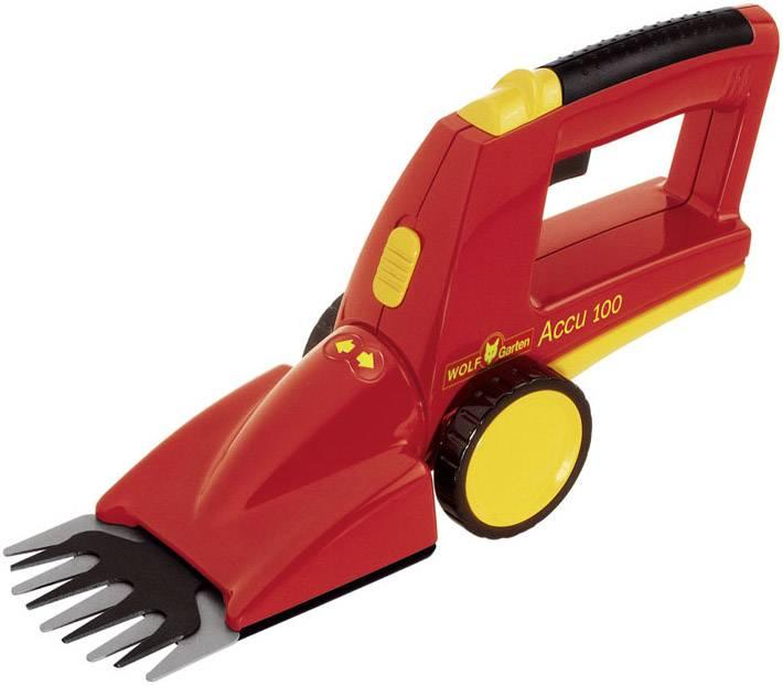 Nožnice na trávu Wolf Garten LI-ION POWER 100, na akumulátor