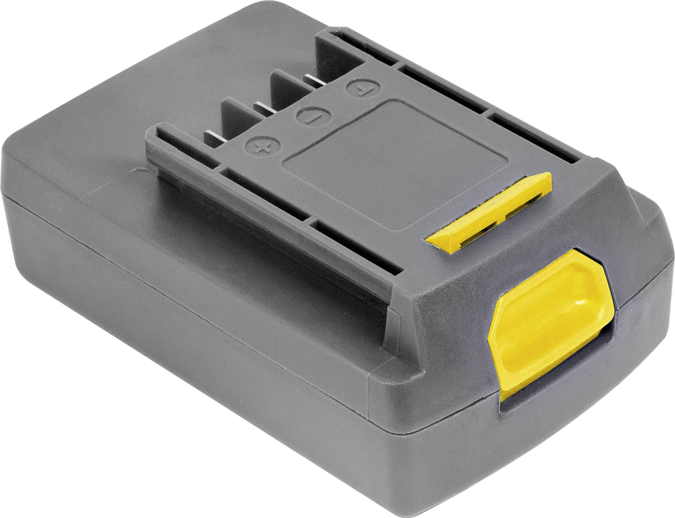 Náhradní akumulátor Wolf Garten 41A20--L650, vhodný pro HTA 700, GTA 700, BA 700