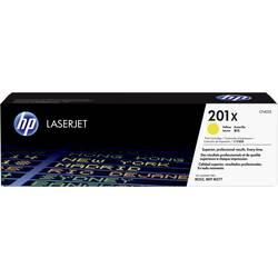 HP toner 201X CF402X originál žlutá 2300 Seiten
