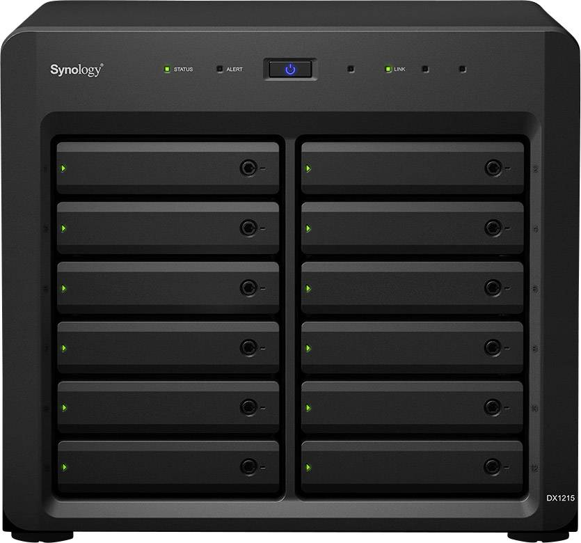 Synology Expansionseinheit DX1215