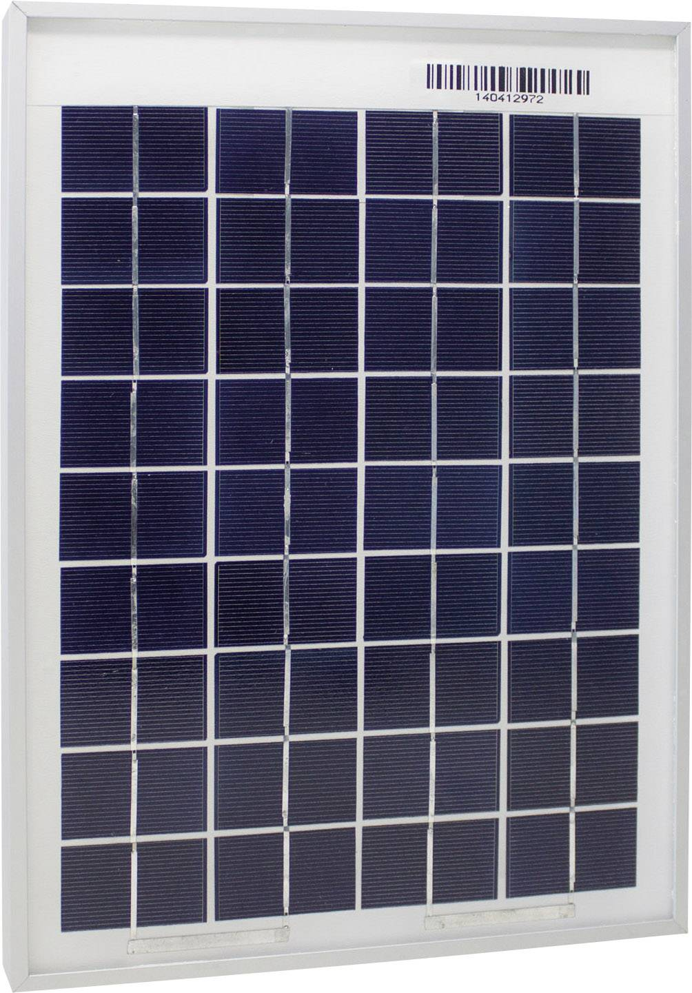 Polykrystalický solární panel Phaesun Sun Plus 10, 590 mA, 10 Wp, 12 V