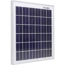 Polykryštalický solárny panel Phaesun Sun Plus 20, 1180 mA, 20 Wp, 12 V