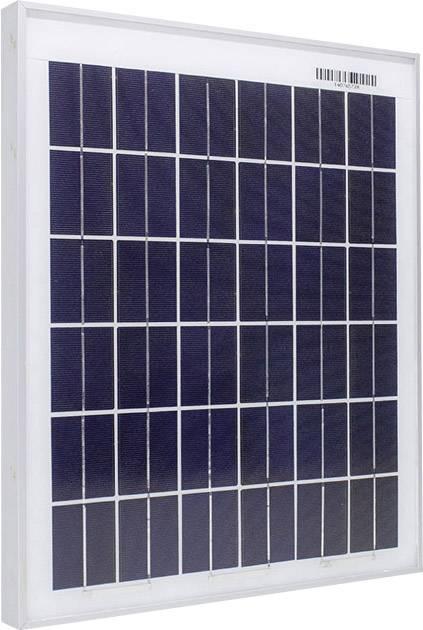 Polykrystalický solární panel Phaesun Sun Plus 20, 20 Wp, 12 V