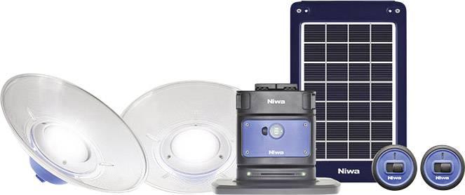 LED Světelný systém NIWA Home 200 X2 350091, 3250 g, modrá