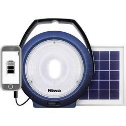 LED campingové osvetlenie NIWA Multi 300 XL 350093, modrá