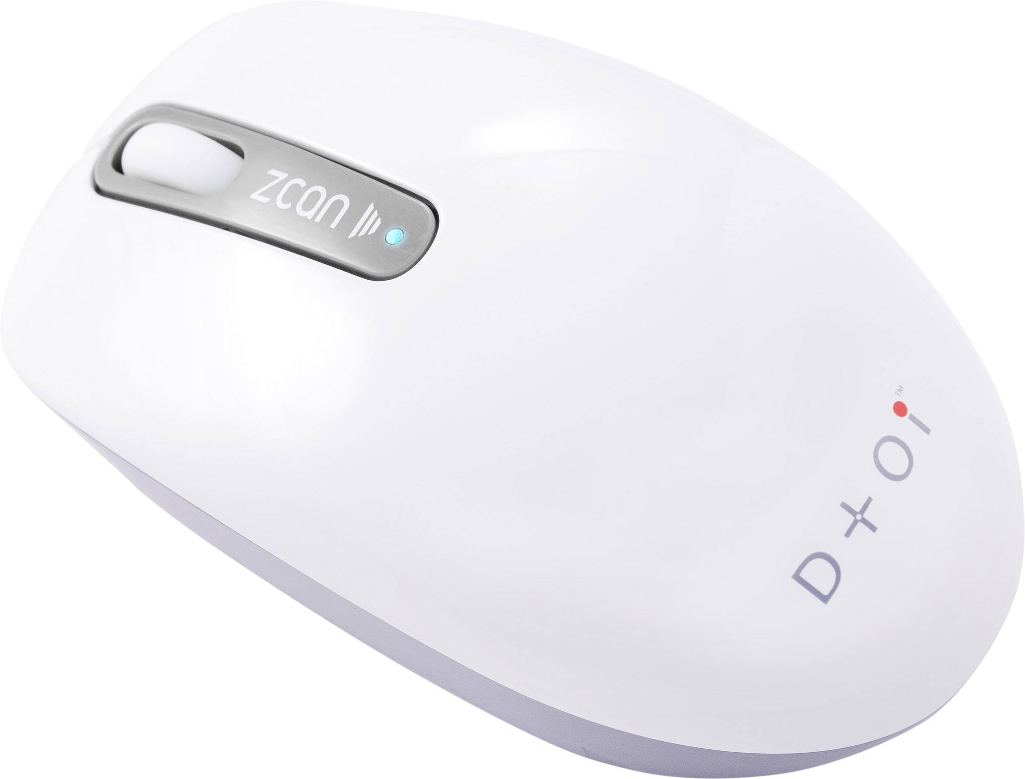 Myš s integrovaným skenerem ZCan Wireless Scanner Mouse SSM003 – ZCW011GY, A3, N/A, USB