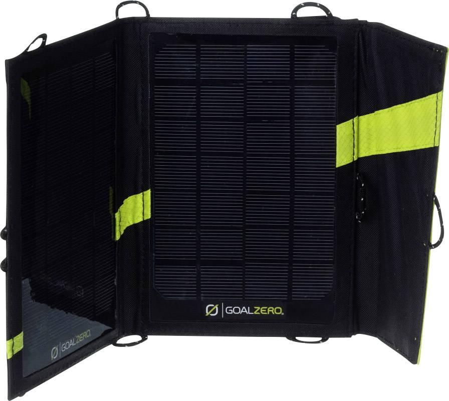 Cestovní solární nabíječka s USB, Goal Zero Nomad 7 11800