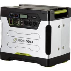 Nabíjecí stanice Goal Zero Yeti 1250, solární generátor 230 V, 100000 mAh