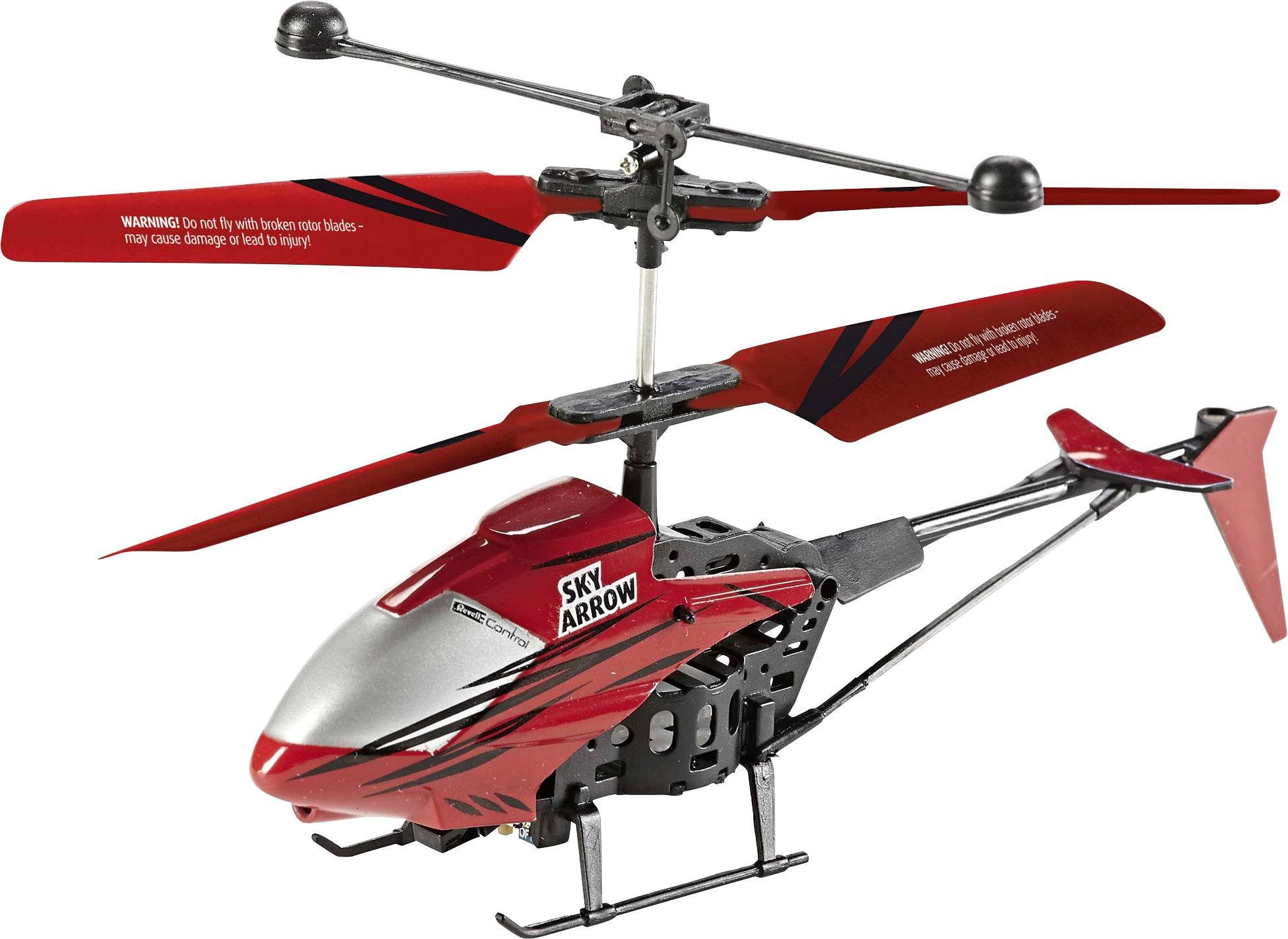 RC model vrtulníku pro začátečníky Revell Control Sky Arrow, RtF