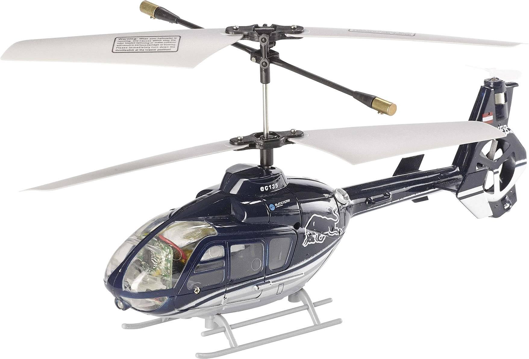 RC vrtuľník Revell Control EC135 Flying Bulls, RtF