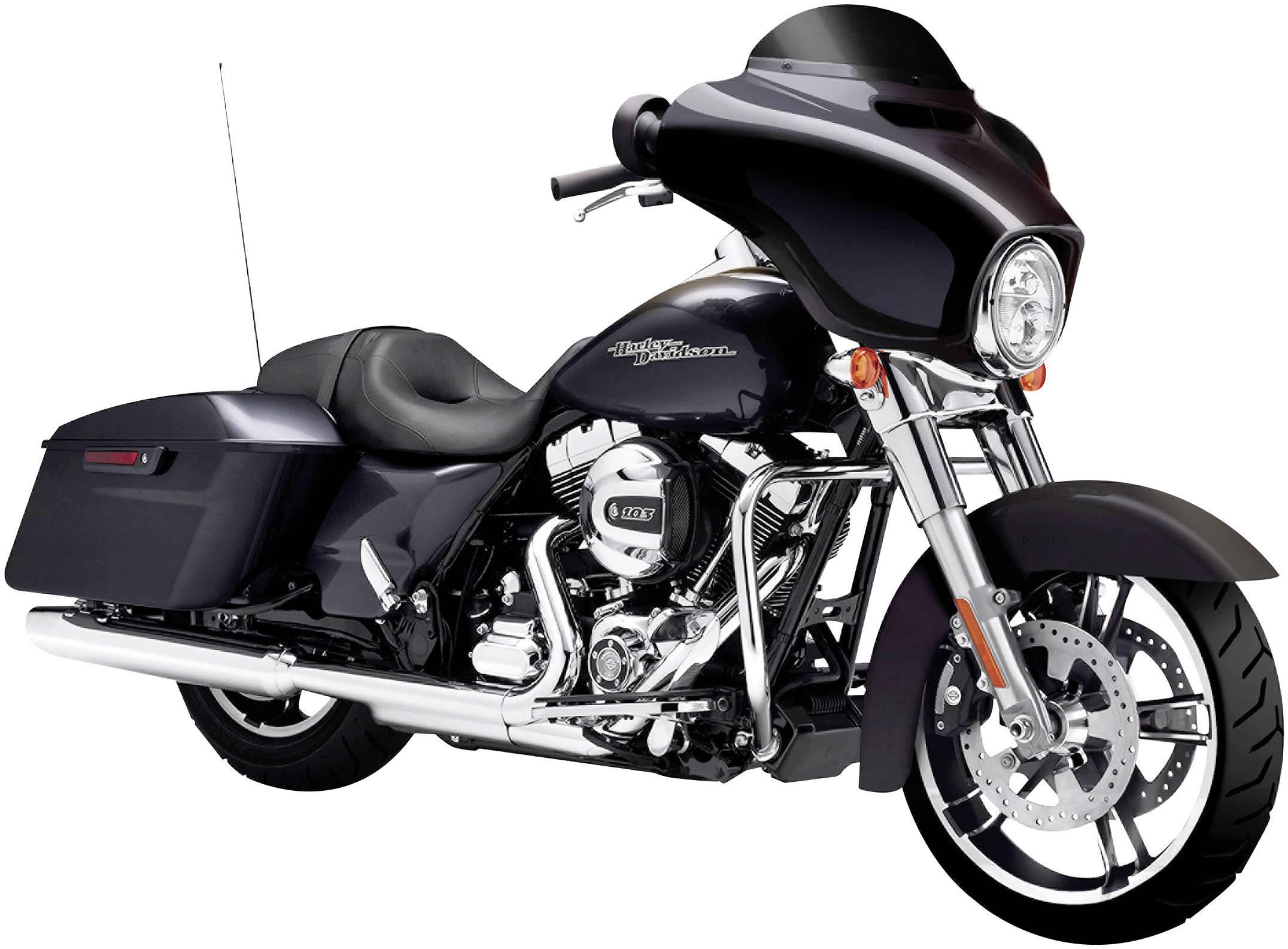 Model motorky Maisto Harley Davidson 2015 Street Glide Special, 1:12