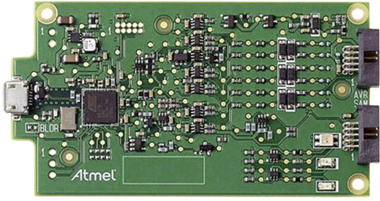 Vývojová deska Atmel ATATMEL-ICE-PCBA
