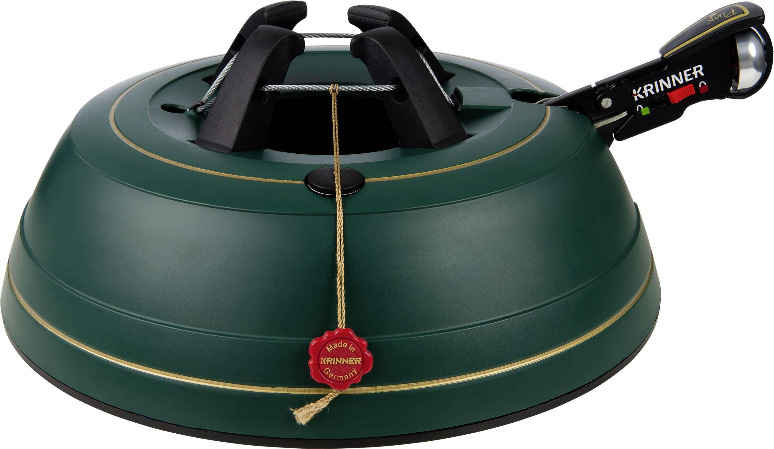 Stojánek na vánoční stromeček Krinner 94135 zelená