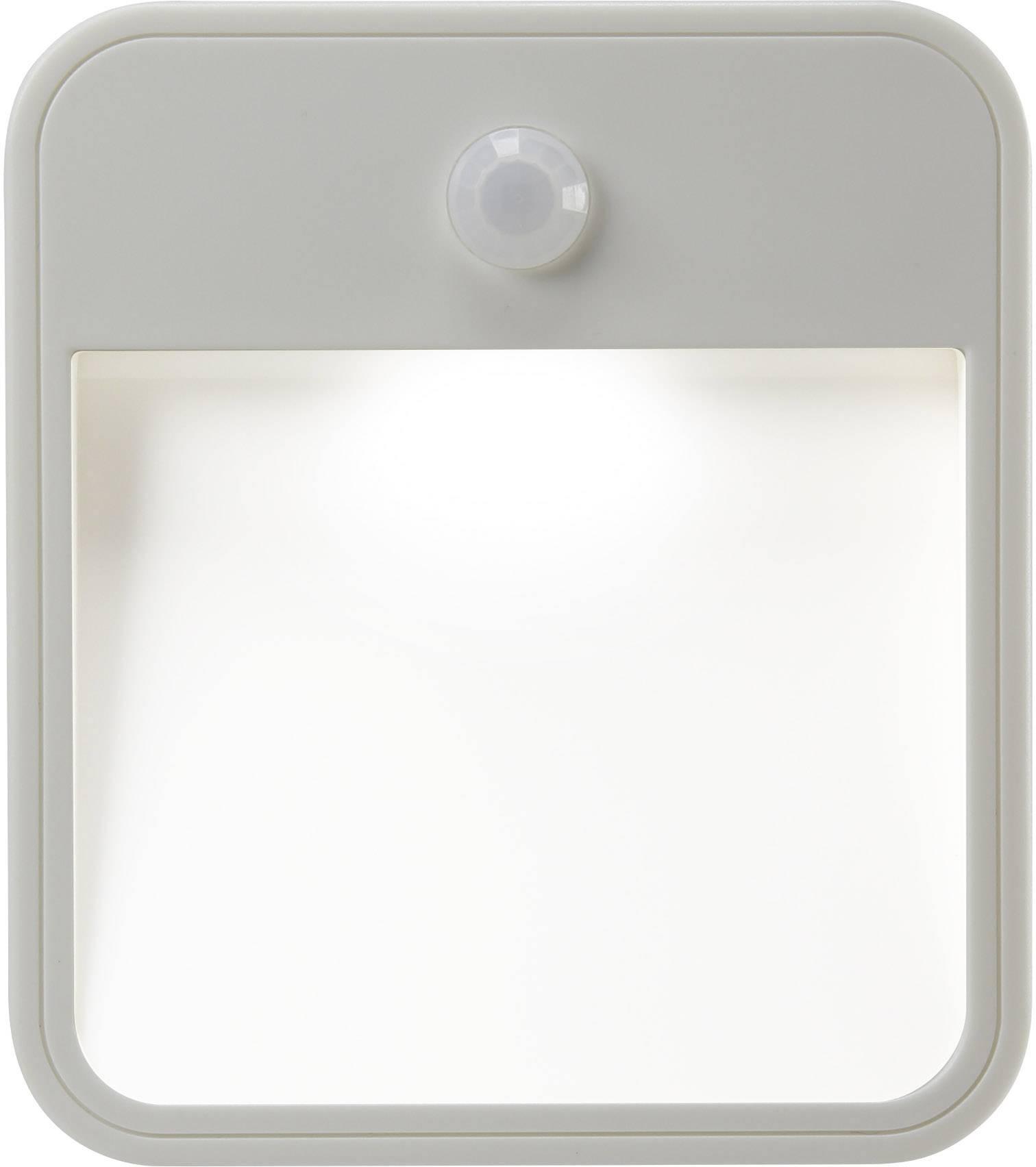 Nočné LED svetlo RENKFORCE, studená biela, PIR senzor