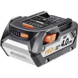 Náhradní akumulátor pro elektrické nářadí, AEG Powertools L1840R 4932430170, 18 V, 4 Ah
