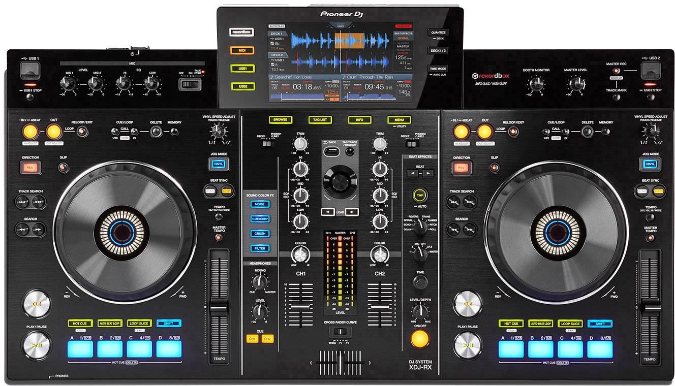 Vybavení pro DJ