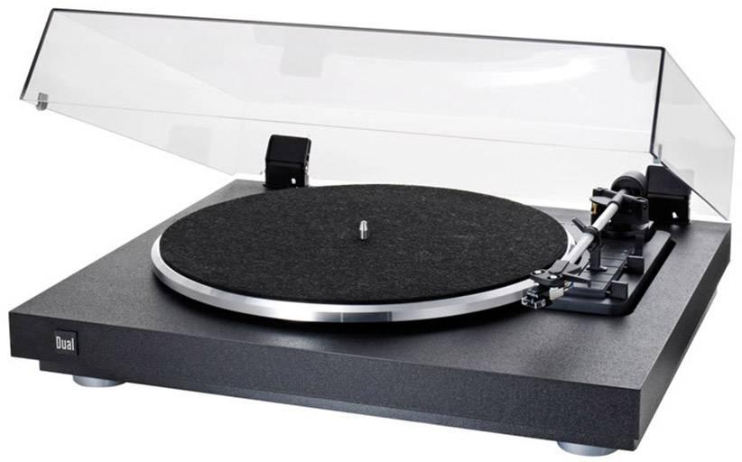 Gramofon Dual CS 440, řemínkový pohon, černá