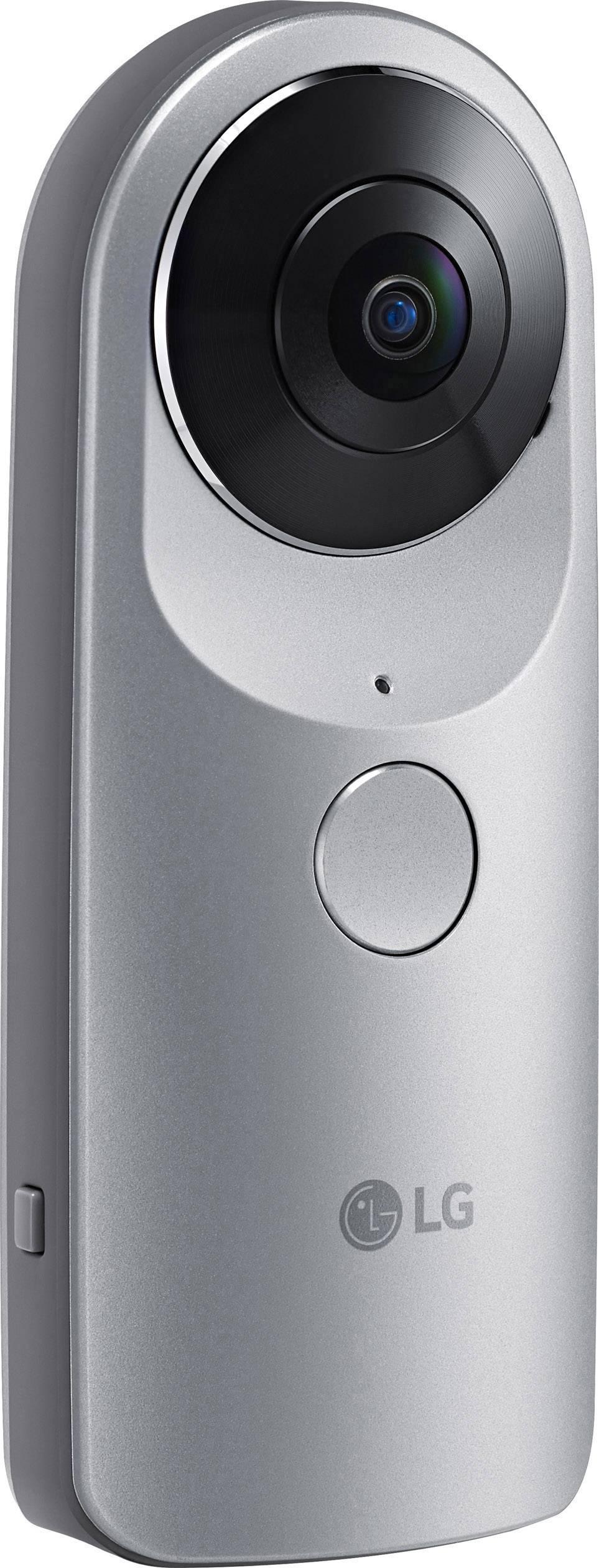 Panoramatická 360° kamera LG Electronics Friends 360° LGR105.AEUATS, 13 MPix, WiFi, titan