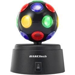 Diskotéková koule Basetech 1362733 N/A, černá