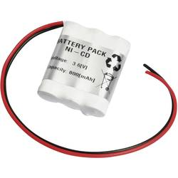 Akumulátor do nouzových světel Emmerich 36AA800R, 3.6 V, 800 mAh, s kabelem N/A