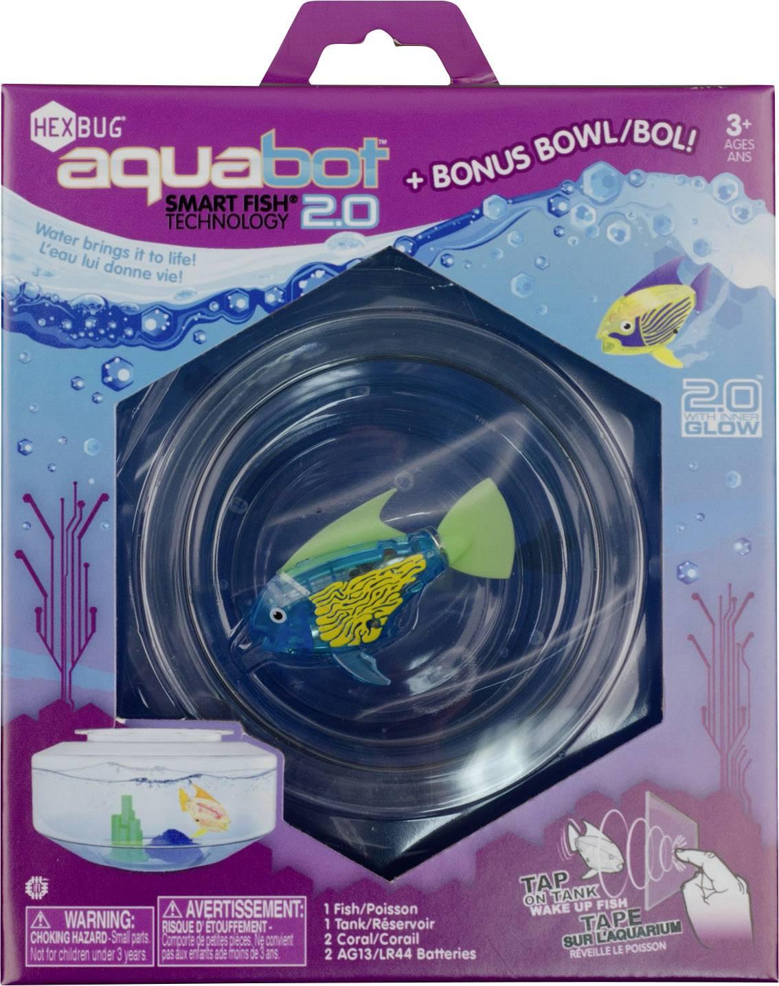 Hračka robota HexBug Aquabot mit Becken 460-4293 460-4293