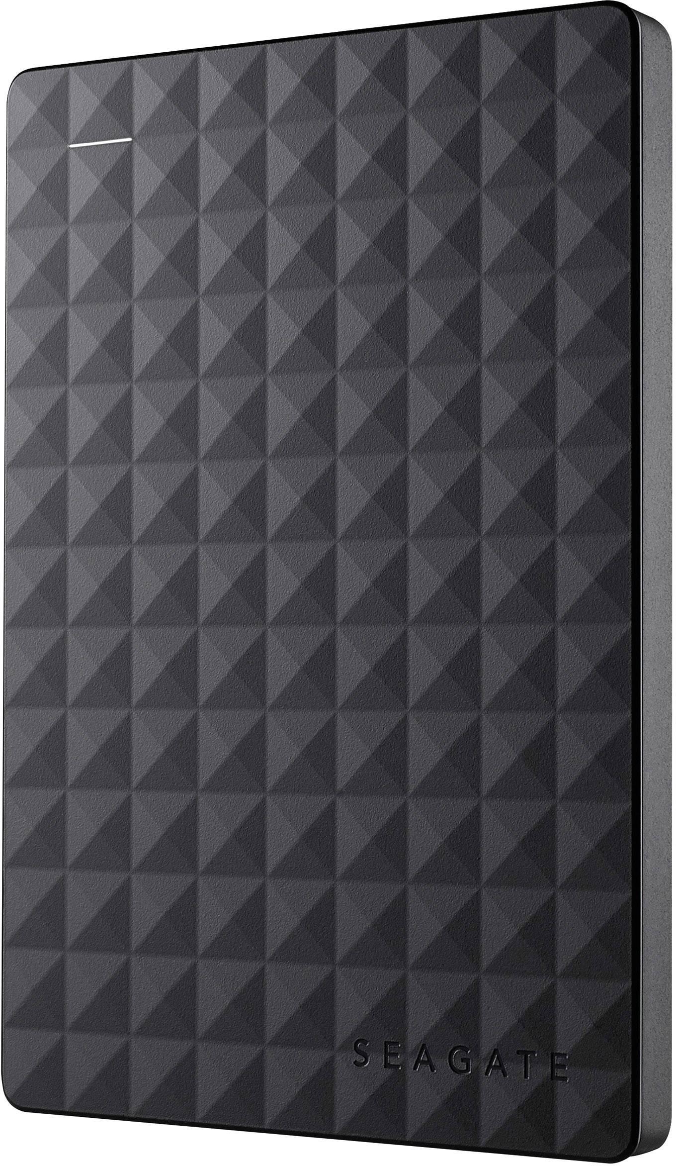 """Externí HDD 6,35 cm (2,5"""") recertifikace Seagate Expansion Portable, 1 TB, USB 3.0, černá"""