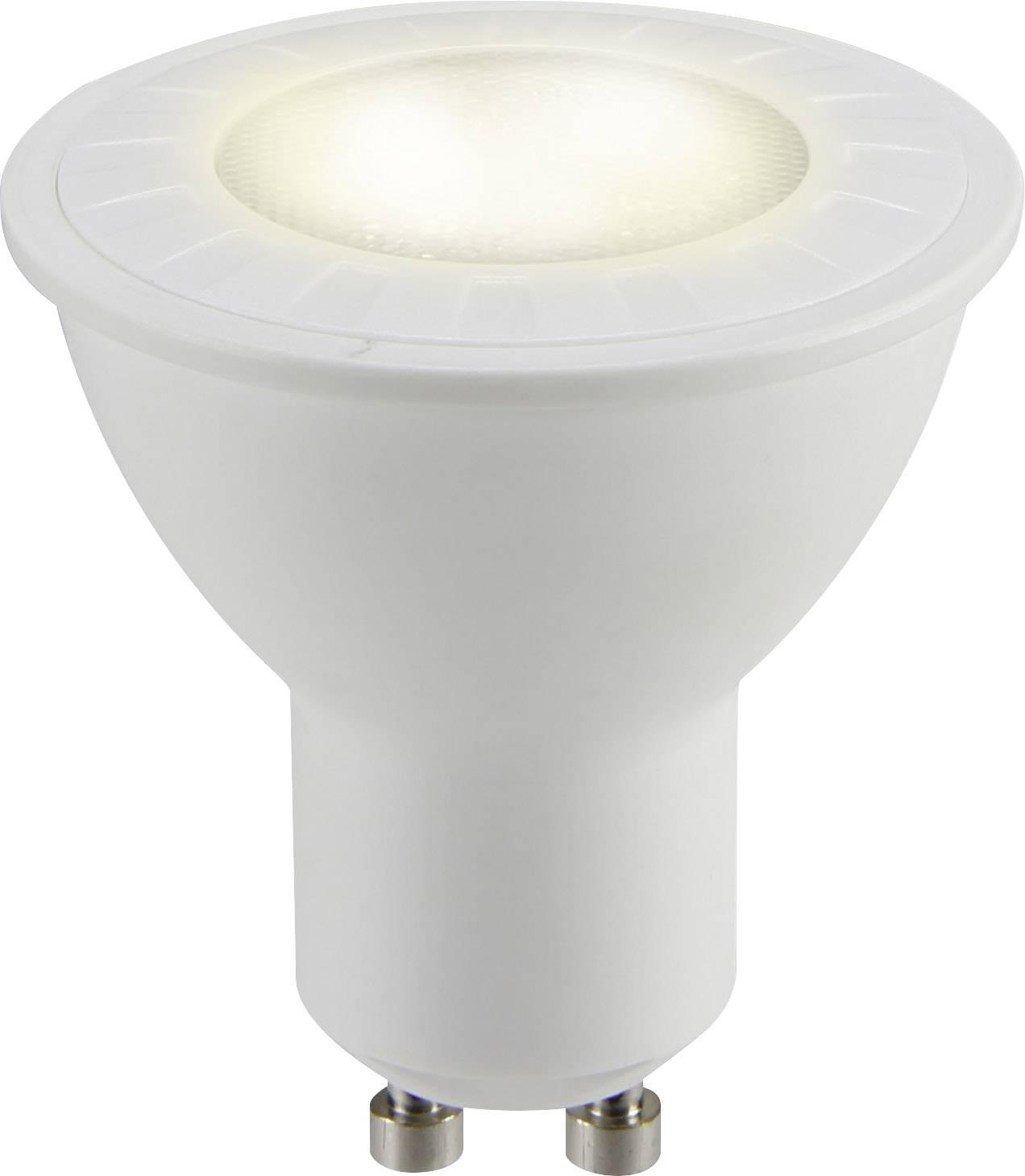 LED žiarovka Sygonix 1364920 230 V, 4.8 W = 50 W, teplá biela, A+, 1 ks